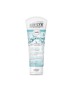 Lavera Basis Sensitiv Foot Cream Healing Clay & Organic Macadamia 75 ml