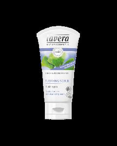 Lavera Purifying Scrub Gingko & Jojoba Pearls 50 ml