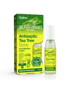 Optima Australian Tea Tree Antiseptic Spray 30 ml