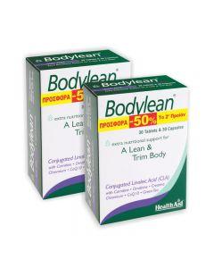 Health Aid Bodylean CLA Plus 2 x 30 tabs/30 caps