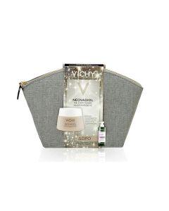 Vichy Neovadiol Cream normal-mixed skin skin 50 ml & Dercos Nutrients Vitamin A.C.E Shine Shampoo 100 ml
