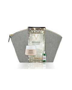 Vichy Neovadiol Cream dry skin 50 ml & Dercos Nutrients Vitamin A.C.E Shine Shampoo 100 ml