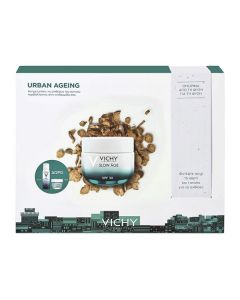 Vichy Slow Age Urban Ageing Protection Cream SPF30 50 ml & Eau Thermale 50 ml & Mineral Mask 15 ml
