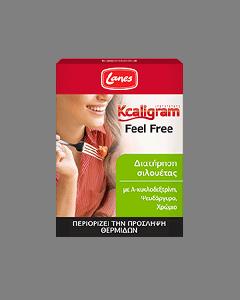 Lanes Kcaligram Feel Free 16 tabs
