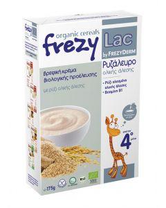 Frezylac Organic Cereals Ρυζάλευρο ολικής άλεσης 175 gr