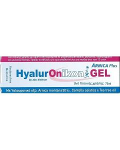 ABC Kinitron HyalurOnikon Gel Arnica Plus 75 ml