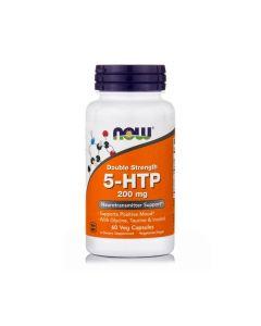 Now 5-HTP 200 mg w/ Glycine Taurine & Inositol 60 veg caps
