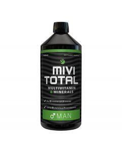 Hela Mivitotal Multivitamin & Minerals Man 1 lt