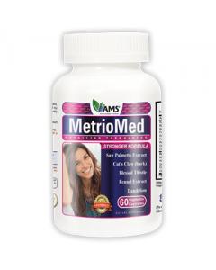 AMS MetrioMed 60 vcaps