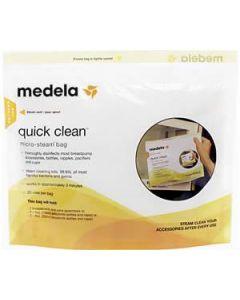 Medela Quick Clean Σακουλάκια αποστείρωσης σε μικροκύματα