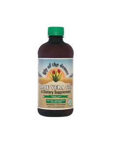 Nature's Plus Aloe Vera Whole Leaf Gel 99.5% 946 ml