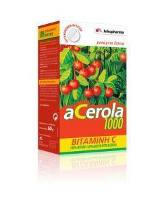 Arkopharma Acerola 1000 30 chewable tabs