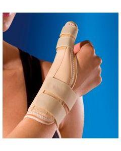 Anatomic Help Νάρθηκας υποστήριξης αντίχειρα δερμάτινος 0302