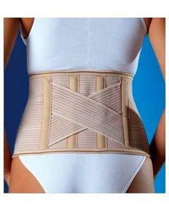 Anatomic Help Ζώνη οσφύος Χιαστή με 4 Μπαλένες 0185