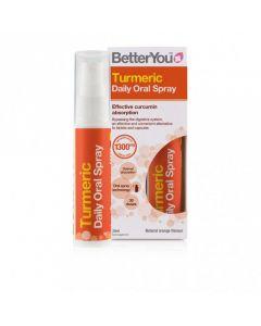 BetterYou Turmeric Daily Oral Spray 25 ml