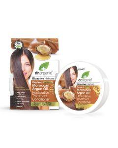 Dr. Organic Moroccan Argan Oil Restorative Treatment Conditioner
