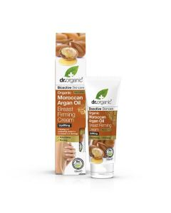 Dr. Organic Moroccan Argan Oil Breast Firming Cream 100ml