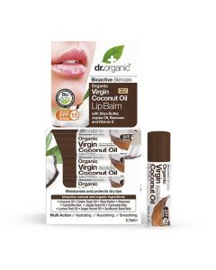 Dr. Organic Coconut oil Lip Balm 5.7 ml