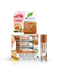 Dr. Organic Argan oil Lip Balm 5.7 ml