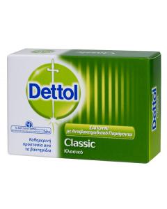 Dettol Bar Soap Classic 100 gr