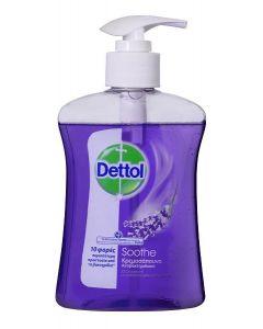 Dettol Αντιβακτηριδιακό Υγρό Κρεμοσάπουνο Χαλαρωτικό 250ml
