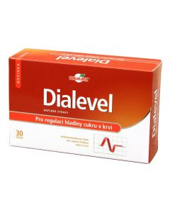Vivapharm Dialevel 60caps