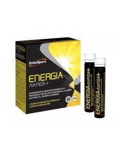 EthicSport Energia Rapida+ 10 x 25 ml