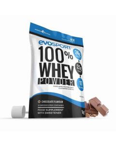 Evolution Slimming EvoSport 100% Whey Protein Chocolate Flavour 908 gr