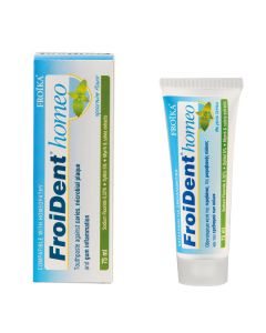 Froika Froident Homeo Toothpaste spearmint 75 ml