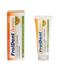 Froika Froident Homeo Toothpaste orange grapefruit 75 ml