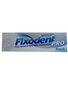 Fixodent Fresh Στερεωτική κρέμα οδοντοστοιχιών 40ml