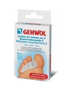 Gehwol Cushion for Hammer Toe G left 1 pad