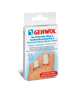 Gehwol Toe Protection Ring G medium 2 pads