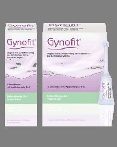 Gynofit Κολπική Ενυδατική Γέλη 6x5ml