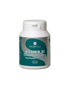Health Sign B1 Thiamin 100 mg 90 caps