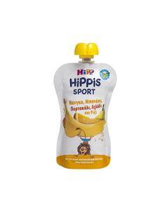 Hipp Hippis Sport Μάνγκο Μπανάνα Πορτοκάλι Αχλάδι Ρύζι 120 gr