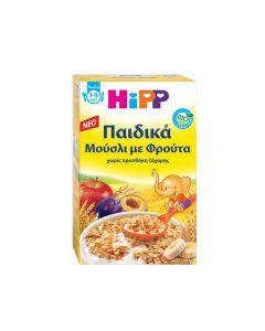 Hipp Παιδικό Μούσλι με Φρούτα 200 gr