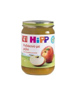 Hipp Φρουτόκρεμα Ροδάκινο & Μήλο 190 gr