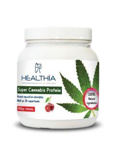 Healthia Super Cannabis Protein 500 gr