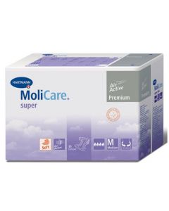 Hartmann Molicare Premium Soft Super Πάνες Ακράτειας Νύχτας