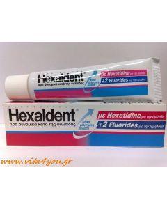Hexaldent Οδοντόκρεμα 75ml