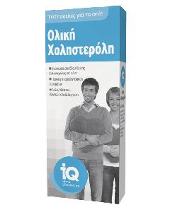 IQ Home Τεστ Ολικής Χοληστερόλης