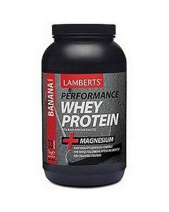Lamberts Whey Protein Banana 1000 gr