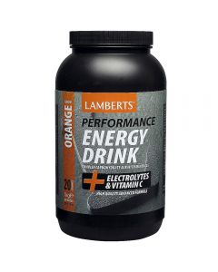 Lamberts Energy Drink Orange 1000 gr