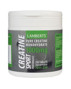 Lamberts Creatine 1000 mg 250 tabs