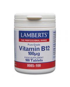 Lamberts B12 100mg 100 tabs