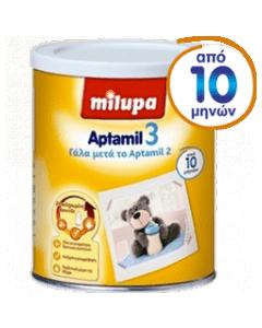 Milupa Aptamil 3 Aπό 10 μηνών 800gr