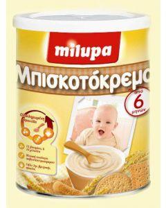 Milupa Μπισκοτόκρεμα από τον 6ο μήνα 300 gr