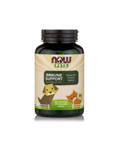 Now Pets Immune Support 90 chewable tabs