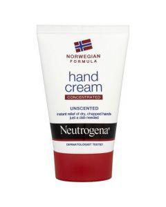 Neutrogena Κρέμα Χεριών Concentrated Χωρίς Άρωμα50ml